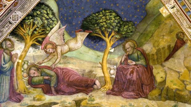 ELIJAH AND THE ANGEL