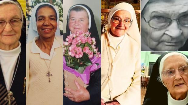 6 freiras morrem em 6 dias