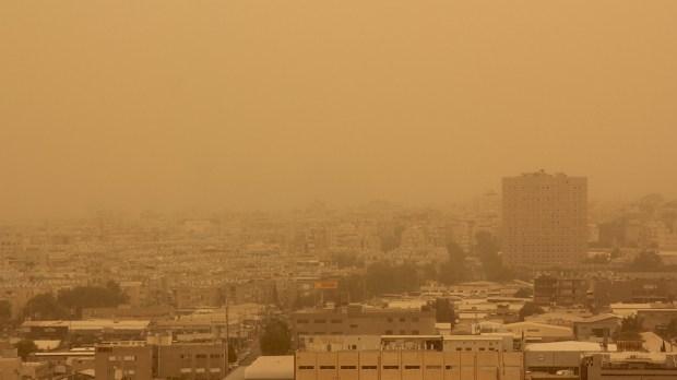 Dust,Storm.