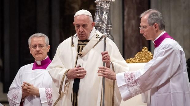 Pope-Francis-Mgr-Giovanni-Ravelli-Antoine-Mekary-Aleteia