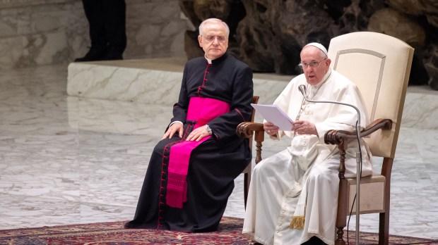 Pope Francis - speech