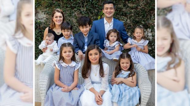 Casal brasileiro com 8 filhos espera gêmeos